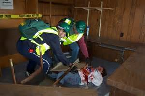 Cert Search and Rescue Training