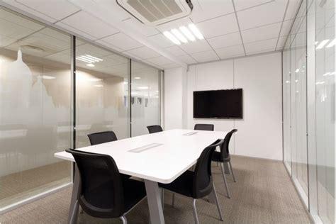 am駭agement bureau maison les cloisons de bureau vitr 233 es toute hauteur espace