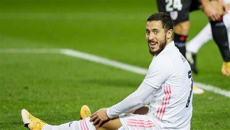 Real Madrid vs. Barcelona: tras entrenamiento Eden Hazard ...