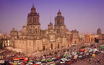 Mexico Desktop Wallpapers Mexican Resolution Cathedral Cool