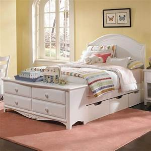 Full Size Beds With Drawers For Girls Haley Full Size