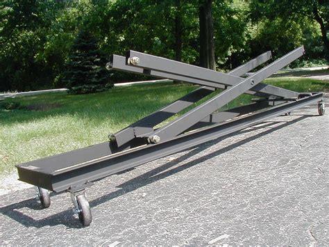 Scissors Table