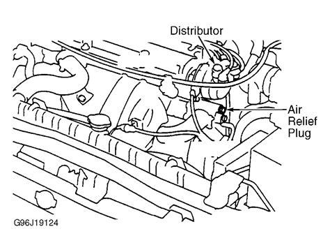 Nissan Pathfinder Serpentine Belt Routing Timing