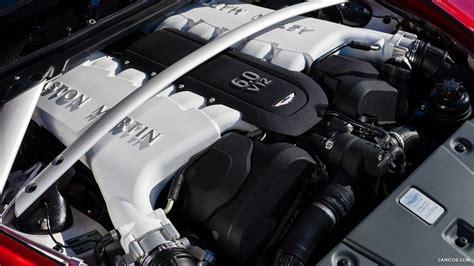 Martin V12 Engine by Aston Martin V12 Vantage S 2014 Engine Hd Wallpaper