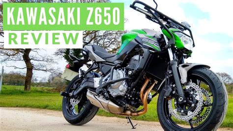 Review Kawasaki Z650 by 2019 Kawasaki Z650 Review