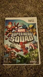 Wii Game Marvel Super Hero Squad Games U0026 Toys In Everett