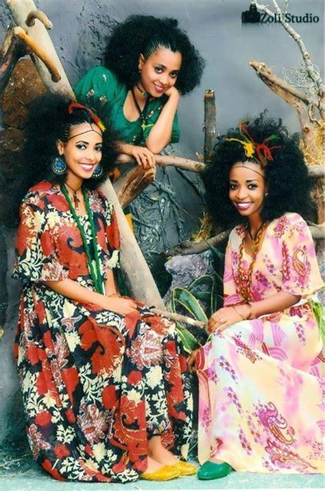 traditional ethiopian hair styles ethiopian eritrean in