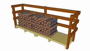 Realizzare una legnaia fai da te - Tecniche di fai da te - Come realizzare una legnaia fai da te