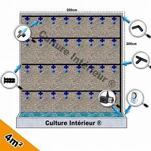 Arrosage Automatique Interieur : kit irrigation automatique mur v g tal int rieur xl mat riel mur v g ~ Melissatoandfro.com Idées de Décoration