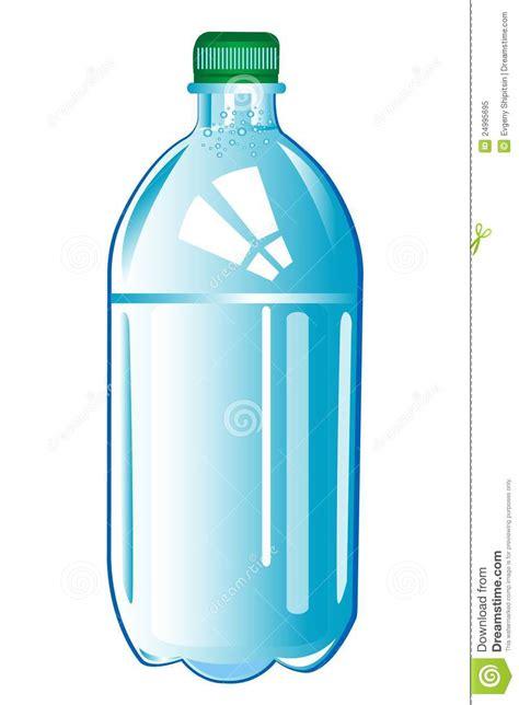 Pictures Water Plastic by Plastic Fles Met Water Vector Illustratie Afbeelding