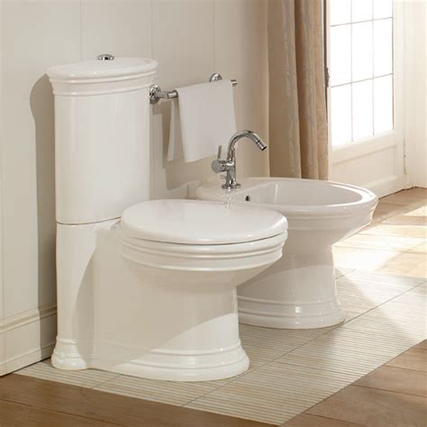 villeroy boch amadea coupled floorstanding washdown toilet l 71 w 36 5 cm white with
