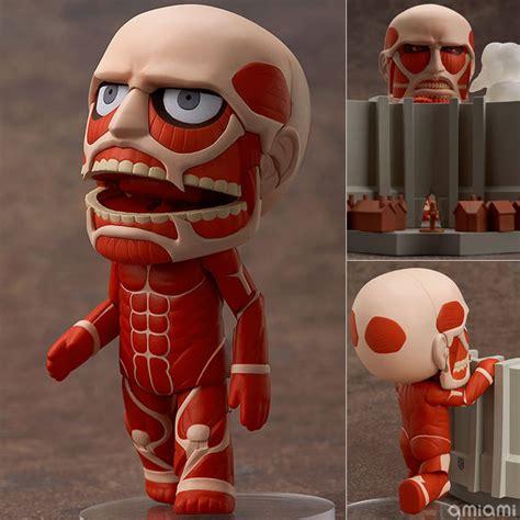 amiami character hobby shop nendoroid attack on