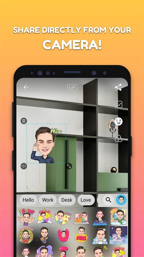 mojipop  android apk