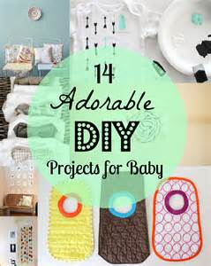 DIY Baby Projects