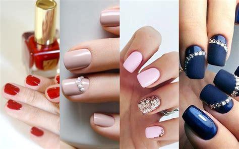 Los efectos metálicos en tonos rose gold te ayudarán a darle un nuevo giro a este romántico color que es perfecto para la piel morena. +77 Colores de uñas que te enamorarán (Top Tendencias en esmaltes)