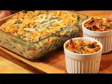 green bean casserole youtube