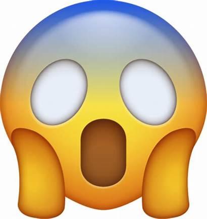 Emoji Surprised Whatsapp Transparent Clipart Icon Omg