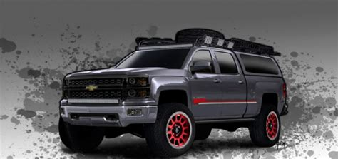 Chevrolet Silverado Build 2017