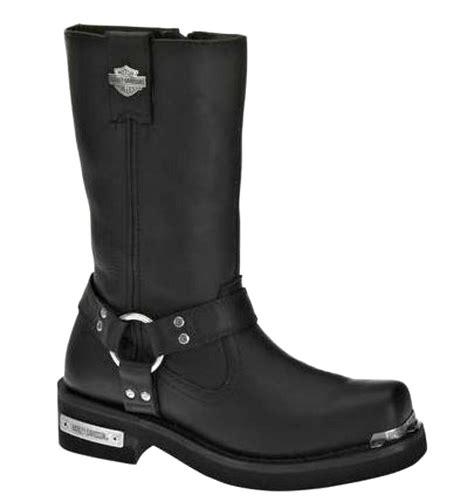 biker boots men harley davidson men 39 s landon riding black leather