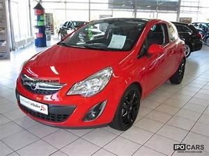 Opel Corsa Color Edition : 2011 opel corsa d 1 4 3 door color edition car photo and specs ~ Gottalentnigeria.com Avis de Voitures