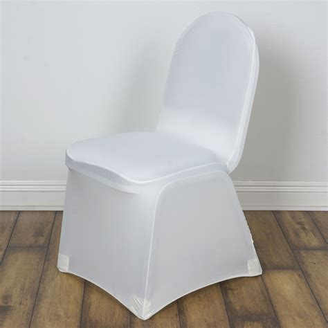 Ruched Spandex Banquet Chair Covers Wedding Party Supplies
