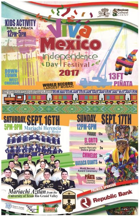 mexican independence day festival