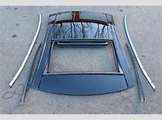 09 Mercedes S63 W221 S550 panoramic sunroof top panorama