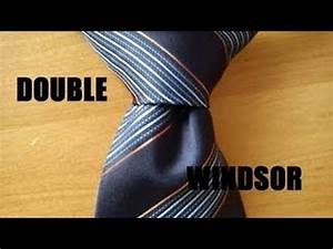 How to tie a full double windsor tie knot how to tie a tie easy double windsor from your point of view ccuart Image collections