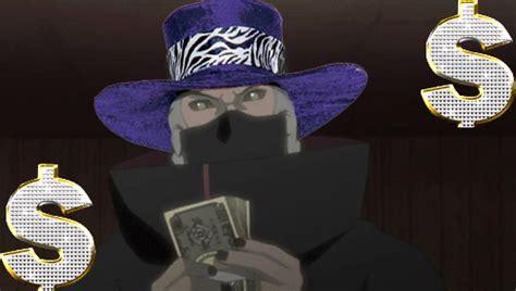 Kakuzu As Mc In Naruto