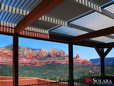 stylish solara patio covers as inspiration and thoughts