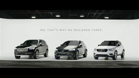 2019 Volvo Xc Range Tv Commercial, 'designed For You' [t1