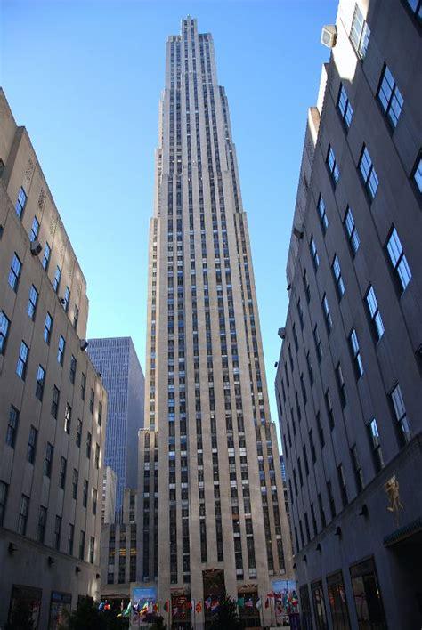 Top Of The Rock Observation Deck  Vivi New York