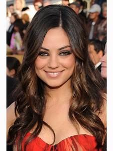 Mila Kunis Ombre Hair- Love it! | Hurr | Pinterest | Ombre ...