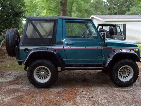 1987 Suzuki Samurai For Sale by Pin Suzuki Samurai On