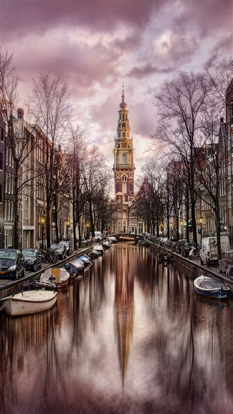 Amsterdam 1 Wallpaper For Iphone X 8 7 6 Free