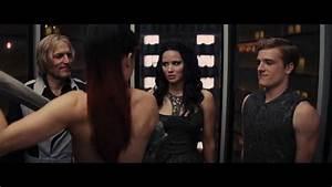 Hunger Games: Catching Fire - Johanna Elevator Striptease ...
