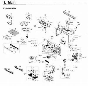 33 Samsung Smh9207st Parts Diagram