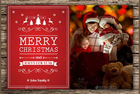 christmas card templates sample templates