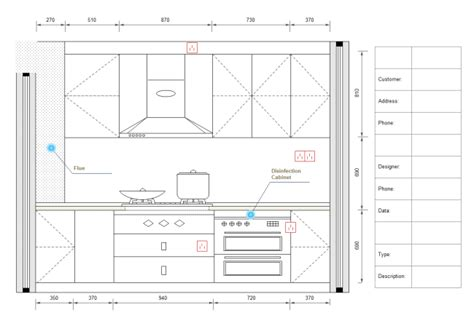 Kitchen Elevations  Free Kitchen Elevations Templates