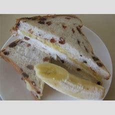 Raisin Breadbanana Sandwich Recipe Foodcom