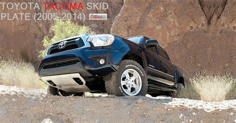 Ebay Toyota Tacoma by 2005 2015 Oem Genuine Toyota Tacoma Skid Plate In Aluminum
