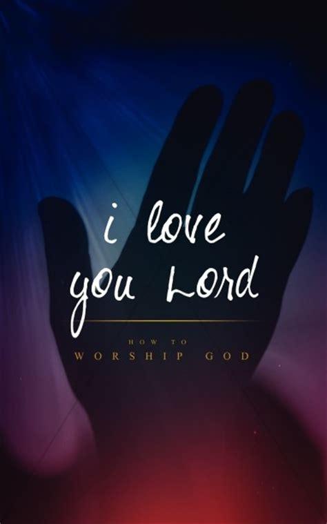 love  lord christian bulletin sermon bulletin covers