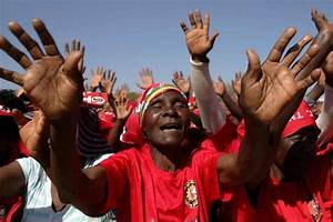 Photos: Zimbabwe's presidential election | Al Jazeera America