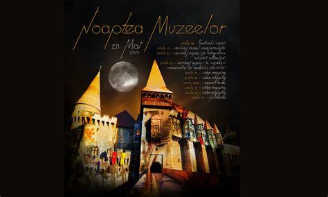 Noaptea muzeelor 2016 - Jocuri de lumini la Castelul Corvinilor din Hunedoara - Видео онлайн