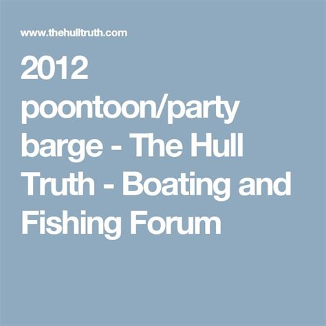 Party Boat Fishing Gear by Best 25 Party Barge For Sale Ideas On Pinterest Pontoon