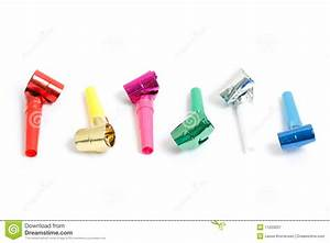 Party Blowers Royalty Free Stock Photography - Image: 11203207
