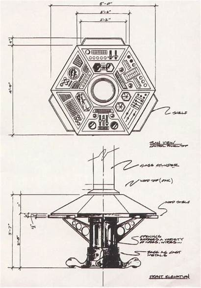 Tardis Doctor Console Eighth 8th Plans Doctors