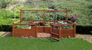 Planter Buckets by How To Build A Raised Bed Backyard Food Growing