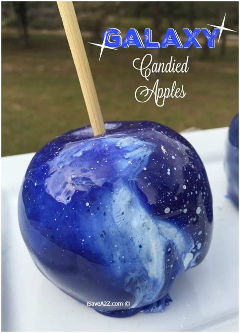 galaxy candied apples isaveazcom