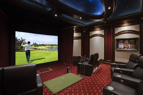 This Home Theater Technology is Above Par | Remodeling ...
